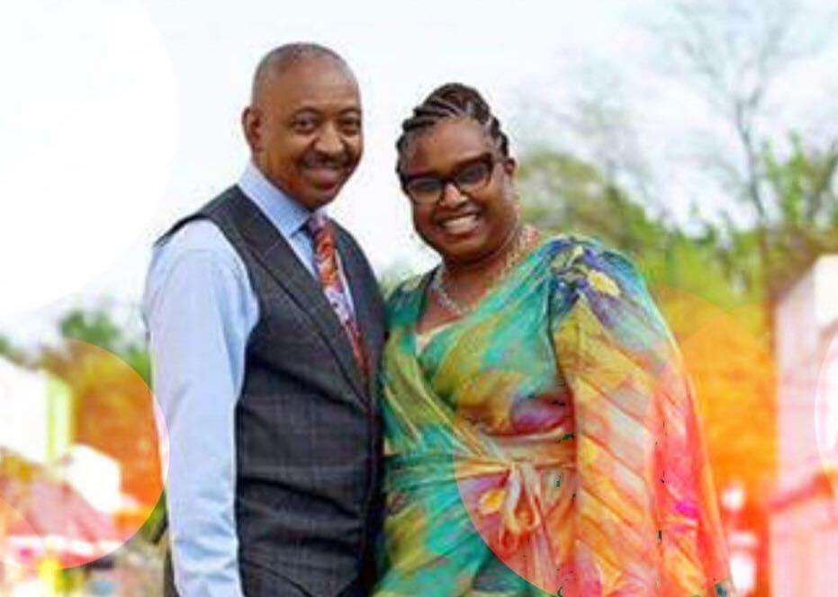 Apostles Benny & Valerie Burrell